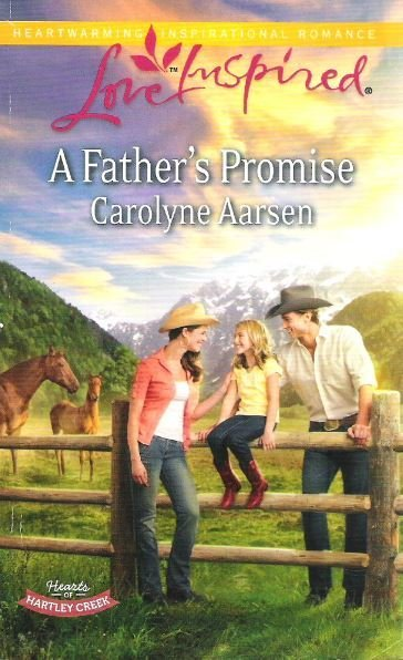 Aarsen, Carolyne / A Father's Promise | Harlequin | Book | September 2013