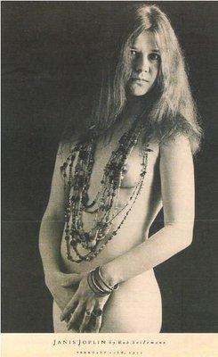 Joplin, Janis / JANIS JOPLIN by Bob Seidemann | Magazine Photo | November 1967
