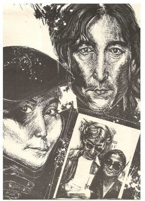 Lennon, John / Milk and Honey   Magazine Review   March 1984   by Don Shewey