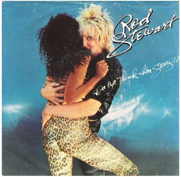 Stewart, Rod / Da Ya Think I'm Sexy? | Warner Bros. WBS-8724 | Picture Sleeve | December 1978