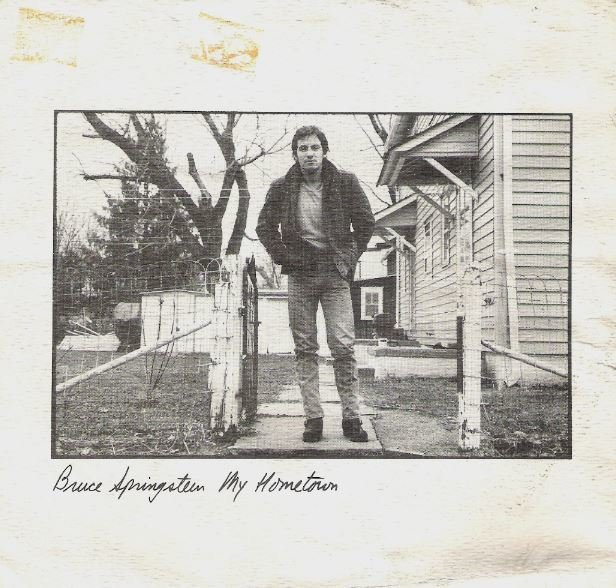 Springsteen, Bruce / My Hometown | Columbia 38-05728 | Picture Sleeve | November 1985