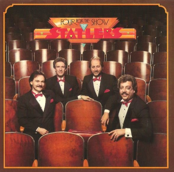 Statler Brothers, The / Count On Me | Mercury 884 721-7 | Picture Sleeve | May 1986
