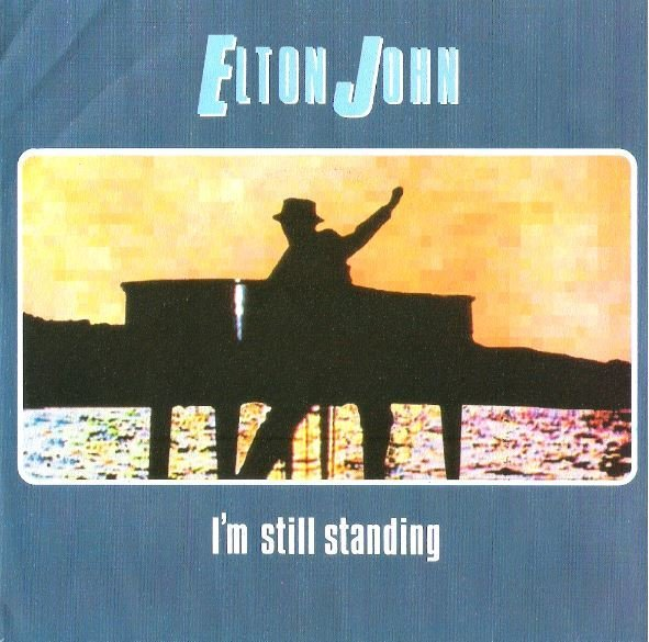 "John, Elton / I'm Still Standing | Rocket 812 776-7 | Single, 7"" Vinyl 