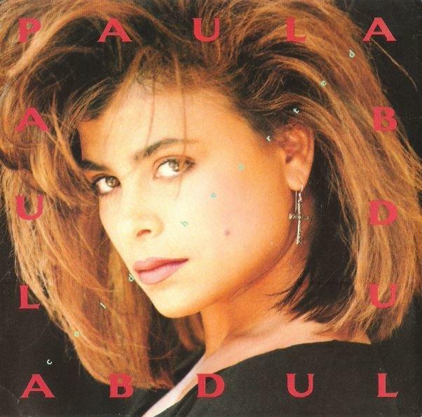 "Abdul, Paula / Cold Hearted | Virgin 7-99196 | Single, 7"" Vinyl | June 1989"