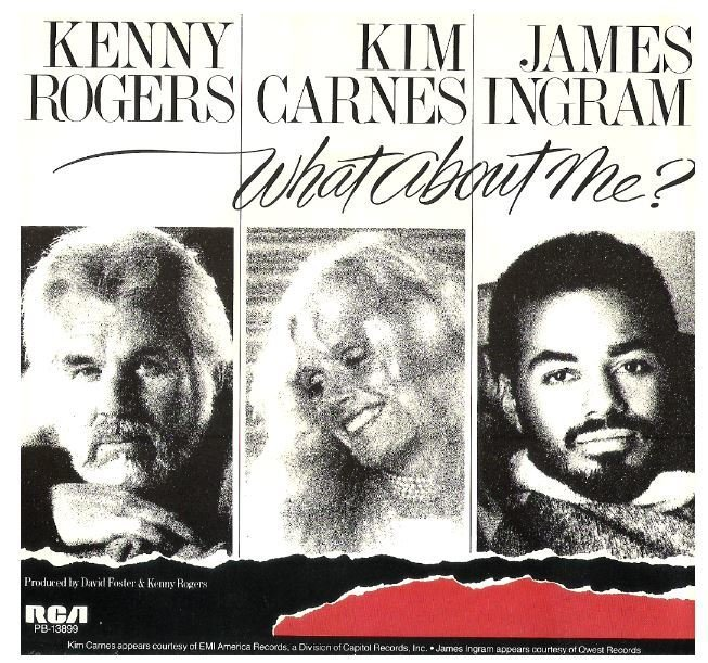 "Rogers, Kenny / What About Me? | RCA PB-13899 | Single, 7"" Vinyl 