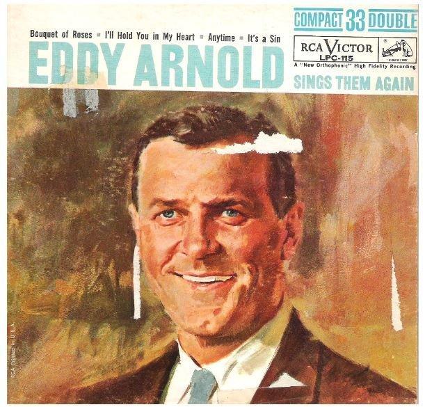 "Arnold, Eddy / Sings Them Again | RCA Victor LPC-115 | EP, 7"" Vinyl | 1961"