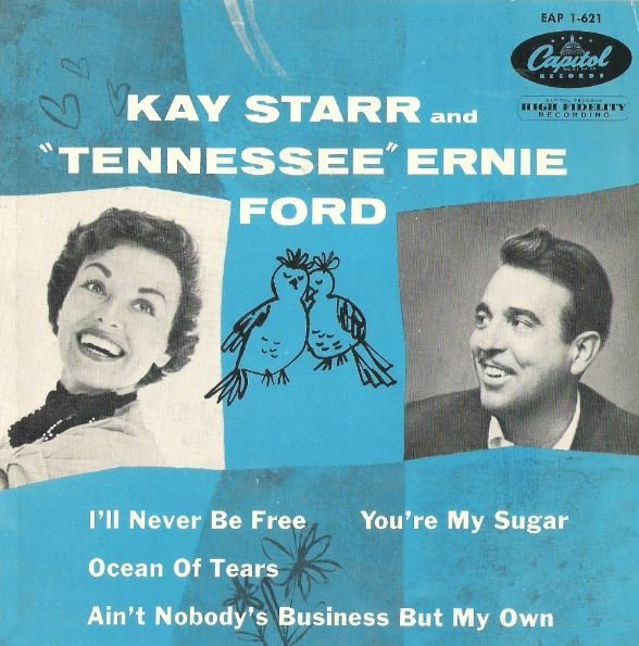 "Starr, Kay / Kay Starr and ""Tennessee"" Ernie Ford 