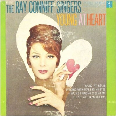 Conniff, Ray (Singers) / Young At Heart | Columbia B-14891 | EP, 7