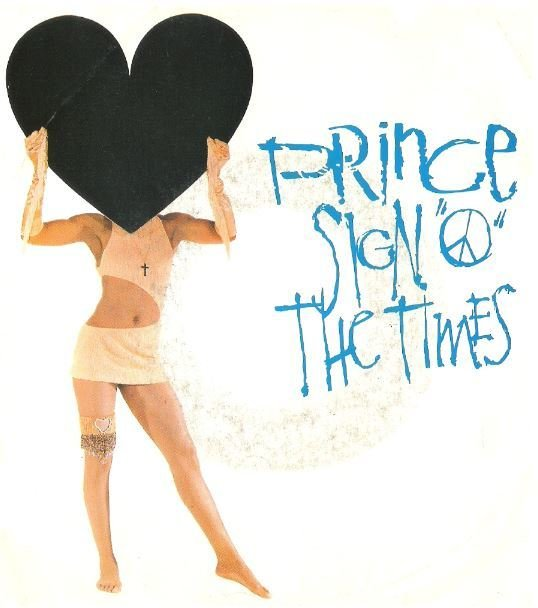 "Prince / Sign O the Times | Paisley Park 7-28399 | Single, 7"" Vinyl 