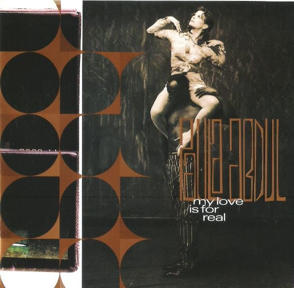 "Abdul, Paula / My Love is For Real | Virgin NR-38493 | Single, 7"" Vinyl 