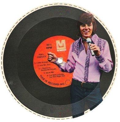 Sherman, Bobby / Show Me | Metromedia-4 | Cardboard Picture Disc | 1971