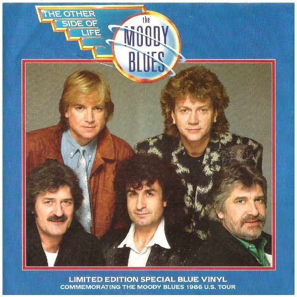 "Moody Blues, The / The Other Side of Life | Polydor 885 201-7 | Single, 7"" Vinyl 
