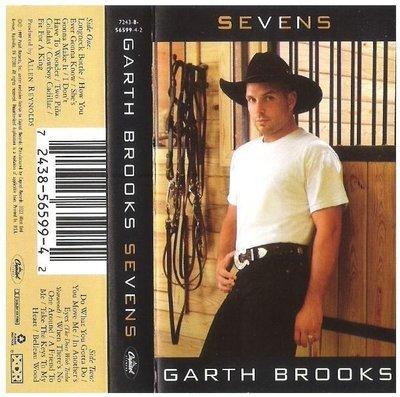 Brooks, Garth / Sevens | Capitol 56599-4-2 | Cassette | November 1997
