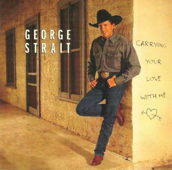 Strait, George / Carrying Your Love With Me | MCA Nashville MCAD-11584 | CD | April 1997