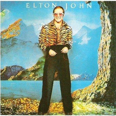 John, Elton / Caribou / DJM CD-6   CD Booklet   June 1974   England