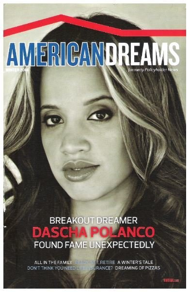 Polanco, Dascha / American Dreams | Magazine | Winter 2014