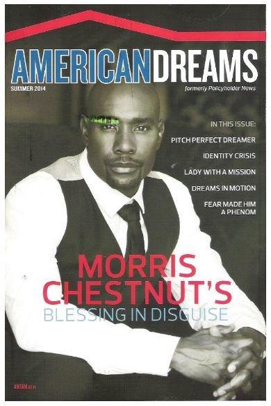 Chestnut, Morris / American Dreams   Magazine   Summer 2014