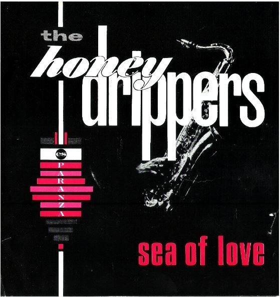 "Honeydrippers, The / Sea of Love | Es Paranza 7-99701 | Single, 7"" Vinyl | October 1984"