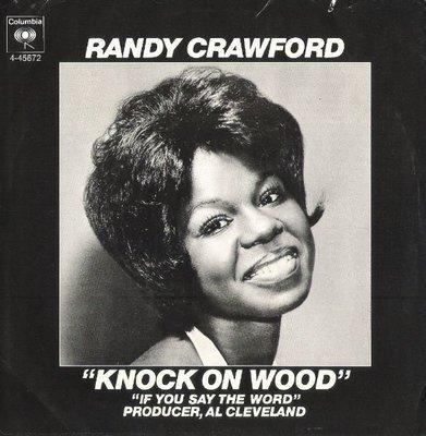Crawford, Randy / Knock On Wood | Columbia 4-45693 | Single, 7