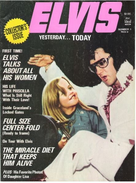 Presley, Elvis / Elvis - Yesterday...Today | Magazine | 1975