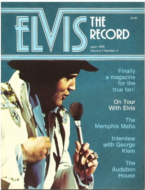 Presley, Elvis / Elvis - The Record | Magazine | June 1979