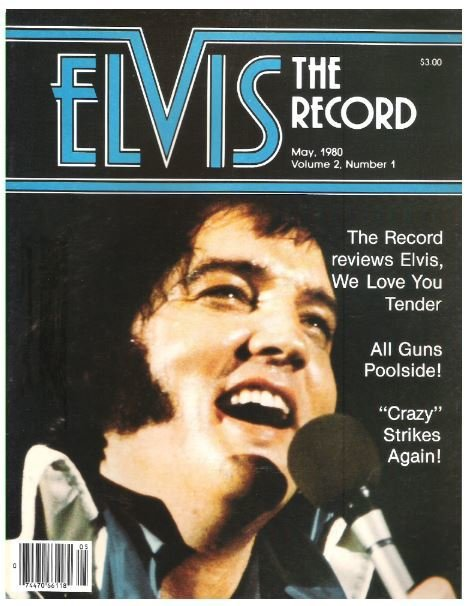 Presley, Elvis / Elvis - The Record | Magazine | May 1980