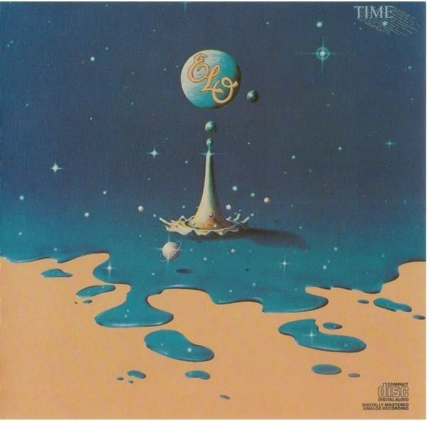 Electric Light Orchestra / Time | Jet | CD | July 1981