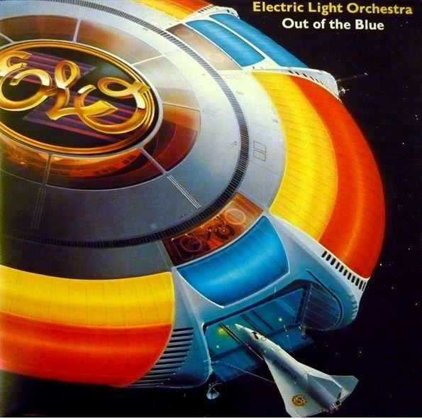 Electric Light Orchestra / Out of the Blue | Jet | CD | October 1977
