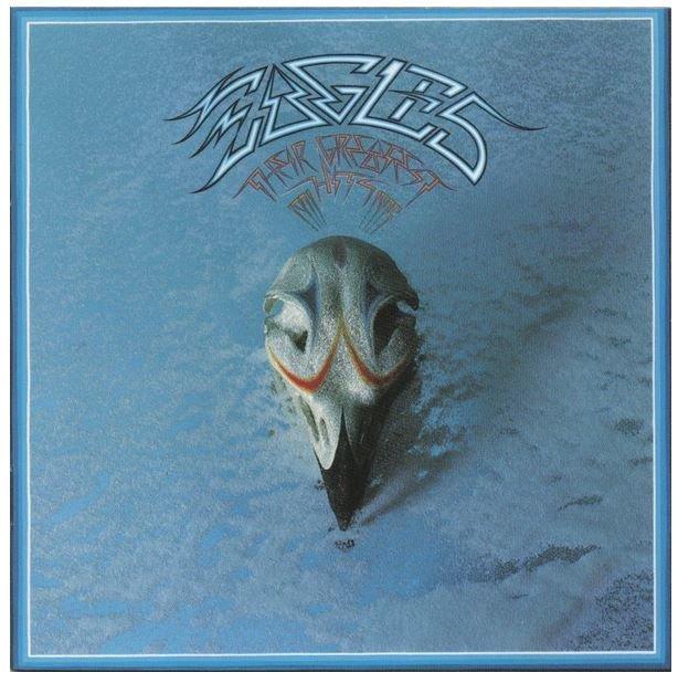 Eagles / Their Greatest Hits 1971-1975 | Asylum | CD | February 1976