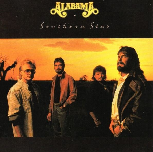 Alabama / Southern Star   RCA   CD   January 1989