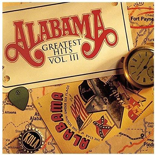 Alabama / Greatest Hits Vol. III | RCA | CD | September 1994