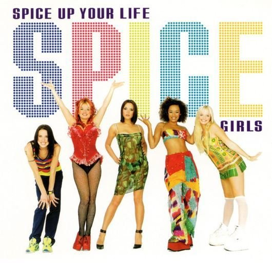 Spice Girls / Spice Up Your Life | Virgin | CD Single | October 1997