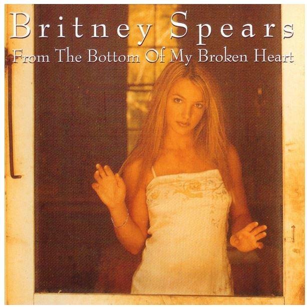 Spears, Britney / From the Bottom of My Broken Heart   Jive   CD Single   December 1999