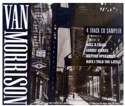 Morrison, Van / Too Long in Exile - Sampler | Polydor | CD Single | 1993 | England