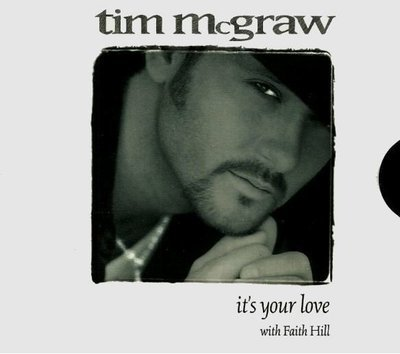 McGraw, Tim / It's Your Love | Curb | CD Single | May 1997 | with Faith Hill