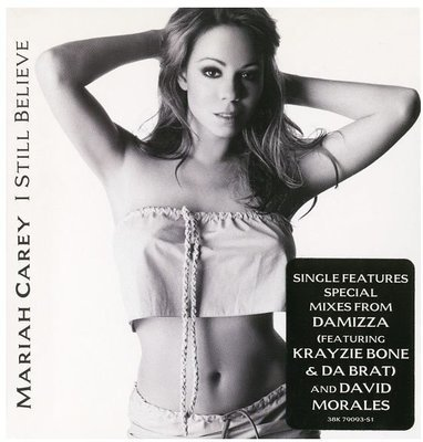 Carey, Mariah / I Still Believe | Columbia | CD Single | February 1999