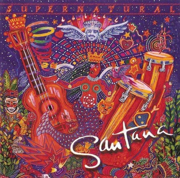 Santana / Supernatural | Arista | CD | June 1999