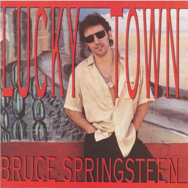Springsteen, Bruce / Lucky Town | Columbia | CD | March 1992