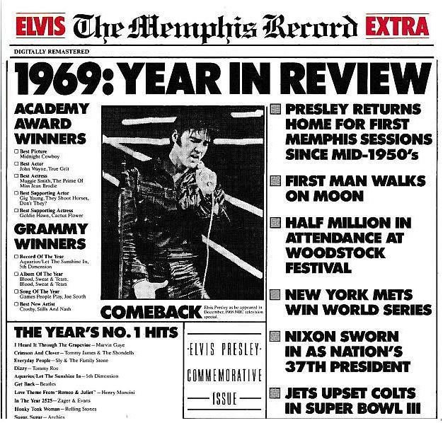Presley, Elvis / The Memphis Record | RCA | CD | 1987