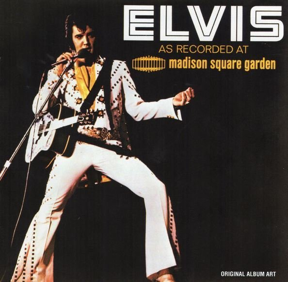 Presley, Elvis / At Madison Square Garden | RCA | CD | June 1972