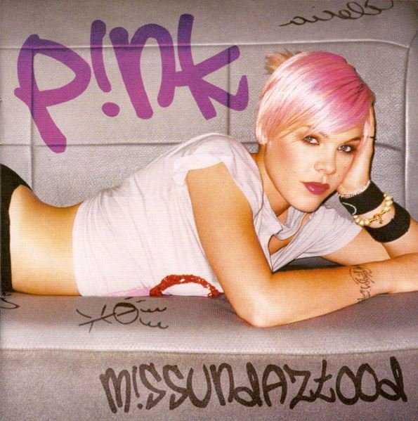 Pink / Missundaztood | Arista | CD | November 2001