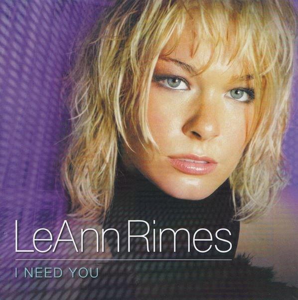 Rimes, LeAnn / I Need You | Curb | CD | January 2001