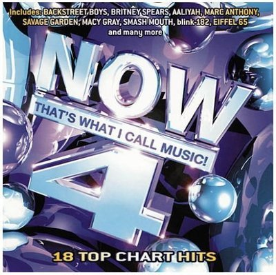 Various Artists / Now That's What I Call Music! 4 | Universal Music Group | CD | July 2000