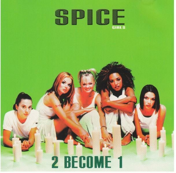 Spice Girls / 2 Become 1 | Virgin | CD Single | July 1997