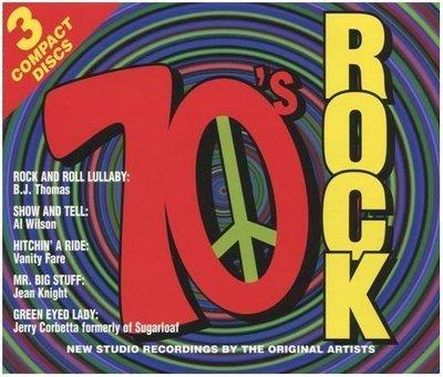 Various Artists / 70's Rock | Madacy | 3 CD Set | 1997 | Canada