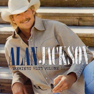 Jackson, Alan / Greatest Hits - Volume II | Arista | 2 CD Set | August 2003