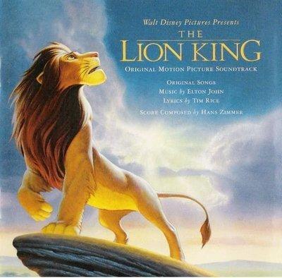 Various Artists / The Lion King - Soundtrack | Walt Disney | CD | April 1994 | Elton John