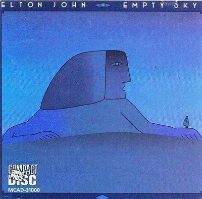 John, Elton / Empty Sky | MCA | CD | June 1969