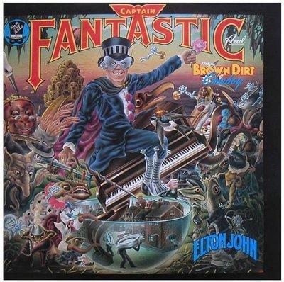 John, Elton / Captain Fantastic and the Brown Dirt Cowboy | MCA | CD | May 1975