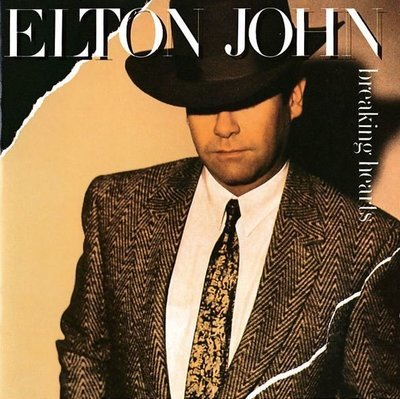 John, Elton / Breaking Hearts | Geffen | CD | June 1984